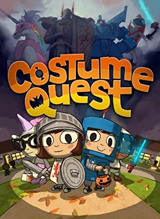 Costume Quest [Online Game Code]