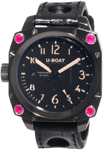 U-Boat Men's 1859 Thousands of Feet Watch