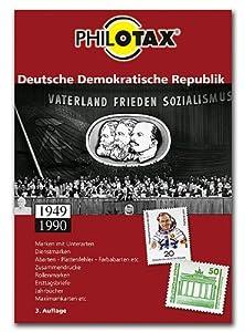 Briefmarken-Katalog Deutsche Demokratische Republik