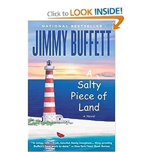 A Salty Piece Of Land: A Novel Jimmy Buffett