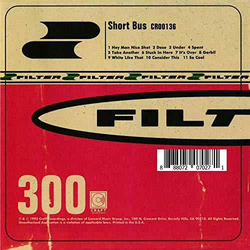 Vinilo : Filter - Short Bus (LP Vinyl)