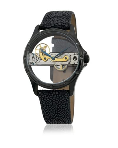 Reichenbach Reloj manual Woman Detjens Negro 38 mm