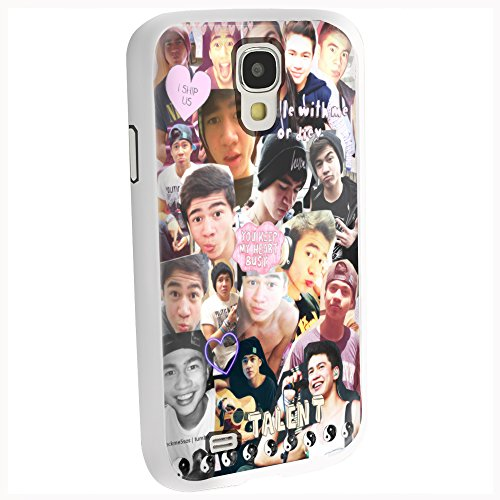 cal collage popular band Samsung Galaxy S4 White (Calum Hood Galaxy S4 Case compare prices)