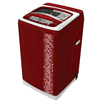 Electrolux ET70ENPRM Fully-automatic Top-loading Washing Machine (7 Kg, Maroon)