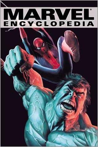 Marvel Encyclopedia Volume 1 HC