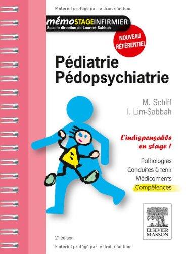 Pédiatrie-Pédopsychiatrie