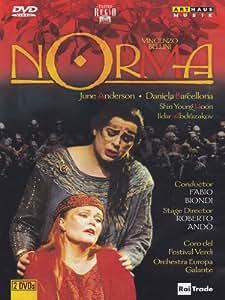 Bellini: Norma [DVD] [2011] [NTSC]