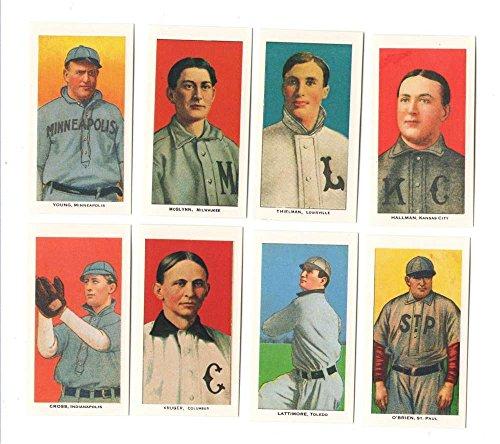 1909-1911 T206 Reprints