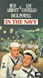 In the Navy [VHS]