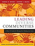 img - for By Brown - Leading Diverse Communities: 1st (first) Edition book / textbook / text book
