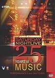 Saturday Night Live - 25 Years Of Music [DVD]