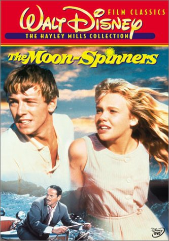 The Moon-Spinners (Disney Movies Classics compare prices)