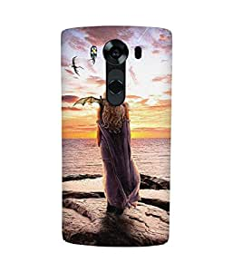 Dragon Mother LG V10 Case