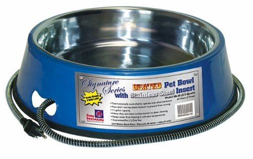 Farm Innovators 2 Quart Heated Stainless
