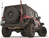 Warn 90030 Hi-Lift Jack Mount for Elite Rear Bumper