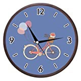 Wall Clocks - Printland Bicycle Wall Clock