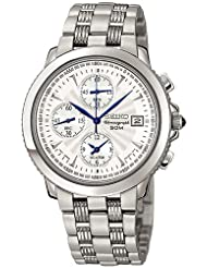 Seiko Men's SNA469 Le Grand Sport Alarm Chronograph Watch