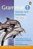 Grammar Games and Activities 1 (Penguin English)