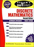 Schaum's Outline of Discrete Mathematics (Schaum's) (0070380457) by Lipschutz, Seymor