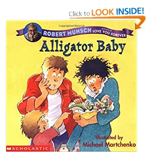 Alligator Baby