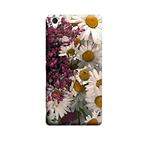 Ebby Premium Printed Mobile Back Case Cover With Full protection For Sony Xperia M4 (Designer Case)