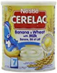 Nestle Cerelac From 7 Months Banana a...