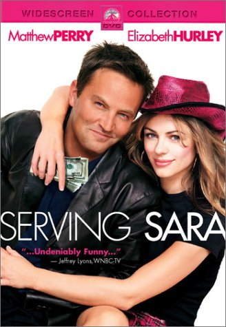 Cover art for  Serving Sara (Widescreen Edition)
