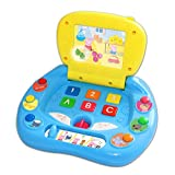 Enlarge toy image: Peppa Pig My First Laptop - toddler baby activity product