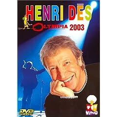 Henri Dès : Olympia 2003 - DVD