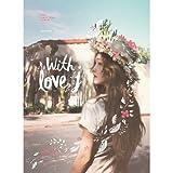初版(翻訳付)ジェシカ WITH LOVE、J 1st ミニアルバム (韓国盤)(初回ポスター/特典付)(ワンオンワン店限定)