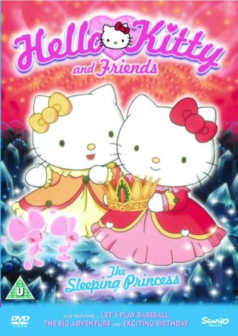 Hello Kitty and Friends - Sleeping Princess [DVD]