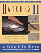 Amazon.com: Hatches II (Bk. 2) (9781558210608): Al Caucci, Bob Nastasi: Books