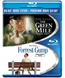 The Green Mile / Forrest Gump [Blu-ray] (Bilingual)