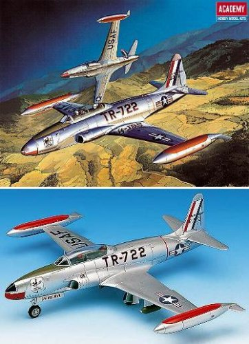 1/48 T33A Shooting Star - Buy 1/48 T33A Shooting Star - Purchase 1/48 T33A Shooting Star (Academy Models, Toys & Games,Categories,Construction Blocks & Models,Construction & Models)