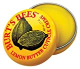 Burt's Bees Lemon Butter Cuticle Creme - .60 oz