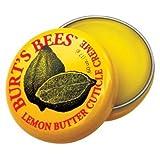 Burt's Bees - Cuticle Creme Lemon Butter - 0.6 oz. ~ Burt's Bees
