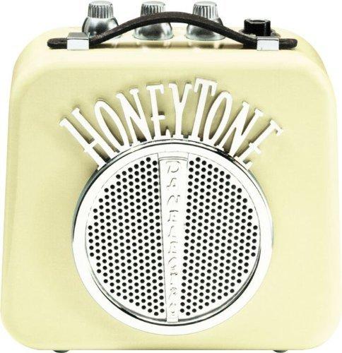 Danelectro Honeytone N-10 Guitar Mini Amp, Yellow