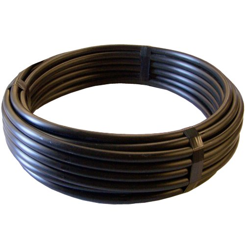 Genova Products 912051 1/2-Inch x 100-Foot 125 PSI Poly Cold Water Plumbing/Irrigation Pipe Tubing Roll