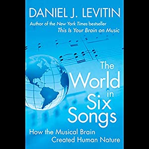 The World in Six Songs Audiobook