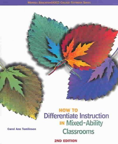 How to Differentiate Instruction in Mixed Ability...