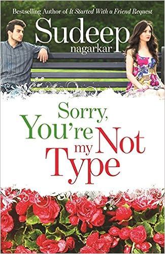 All Sudeep Nagarkar Books List : Sorry, You're Not My Type