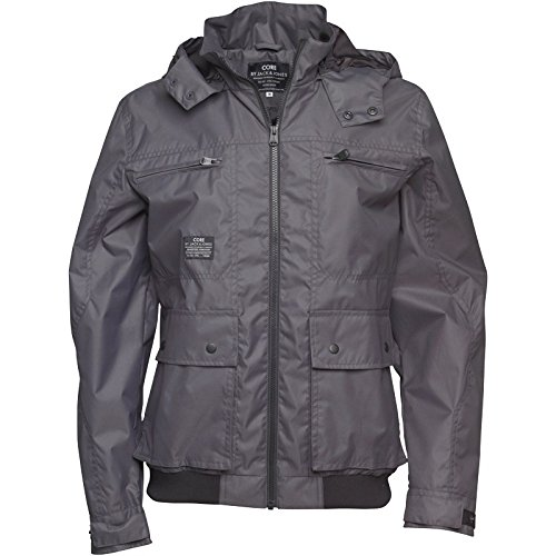 JACK AND JONES Herren Urban Fliegerjacke Anthrazit günstig online kaufen