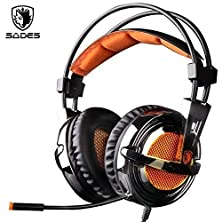 buy Sades Sa928 Multi-Platform 3.5Mm Stereo Gaming Headset Over-Ear Headphone W/ Microphone For Xbox 360 Ps3 Ps4 Pc Mobile Phone