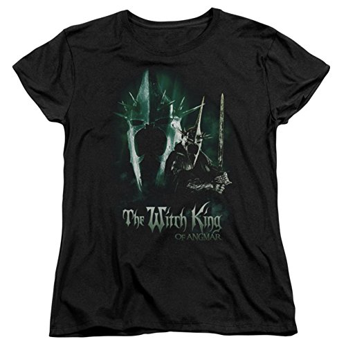The Lord of The Rings Movie Witch King Pose Women's T-Shirt Tee