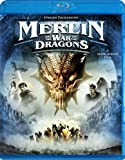Merlin and War of the Dragons [Blu-ray]