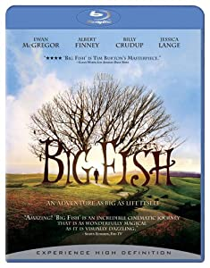 "Cover of ""Big Fish [Blu-ray]"""
