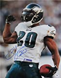 Brian Dawkins Philadelphia Eagles Autographed/Hand Signed 16x20 Photo -Flexing- at Amazon.com