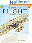 HISTORY OF FLIGHT. Coloring book