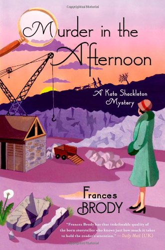 Image of Murder in the Afternoon (A Kate Shackleton Mystery)