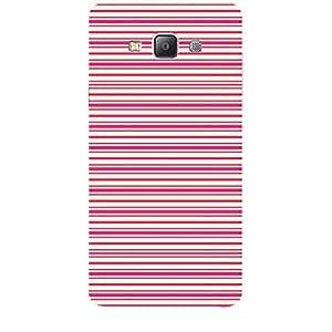 Skin4gadgets STRIPES PATTERN 5 Phone Skin for SAMSUNG GALAXY A7 (A700)